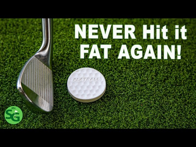 Will this Fix the Fat Golf Shots Forever?