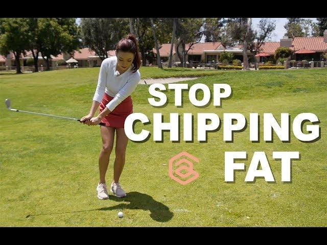 Stop Chipping Fat | Golf with Aimee