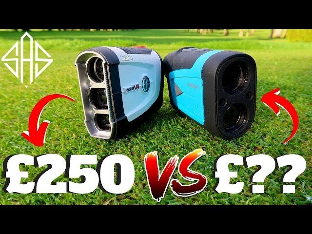 EXPENSIVE £250 RANGEFINDER VS CHEAP RANGEFINDER!? (Surprising Results)