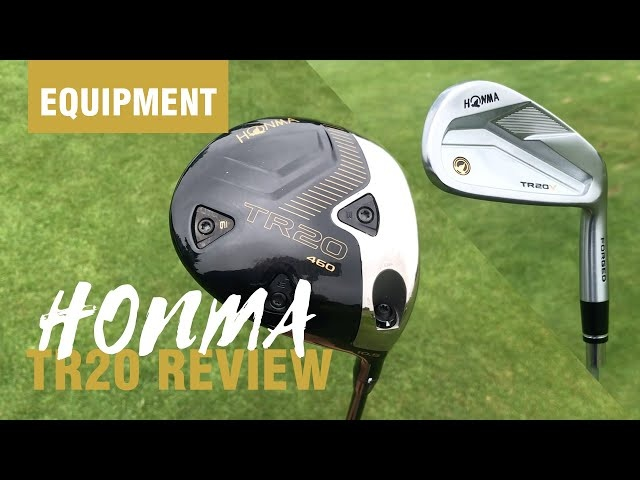 Honma TR20 review: Justin Rose helped design them but how do they perform?