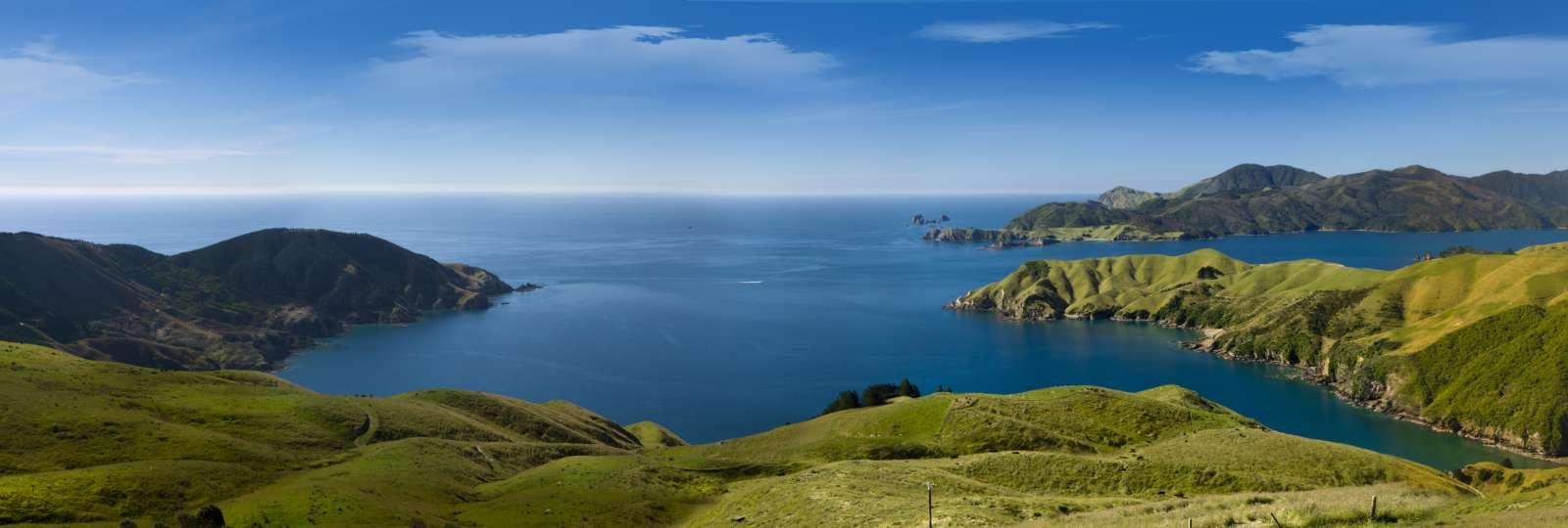 Stunning Marlborough sounds