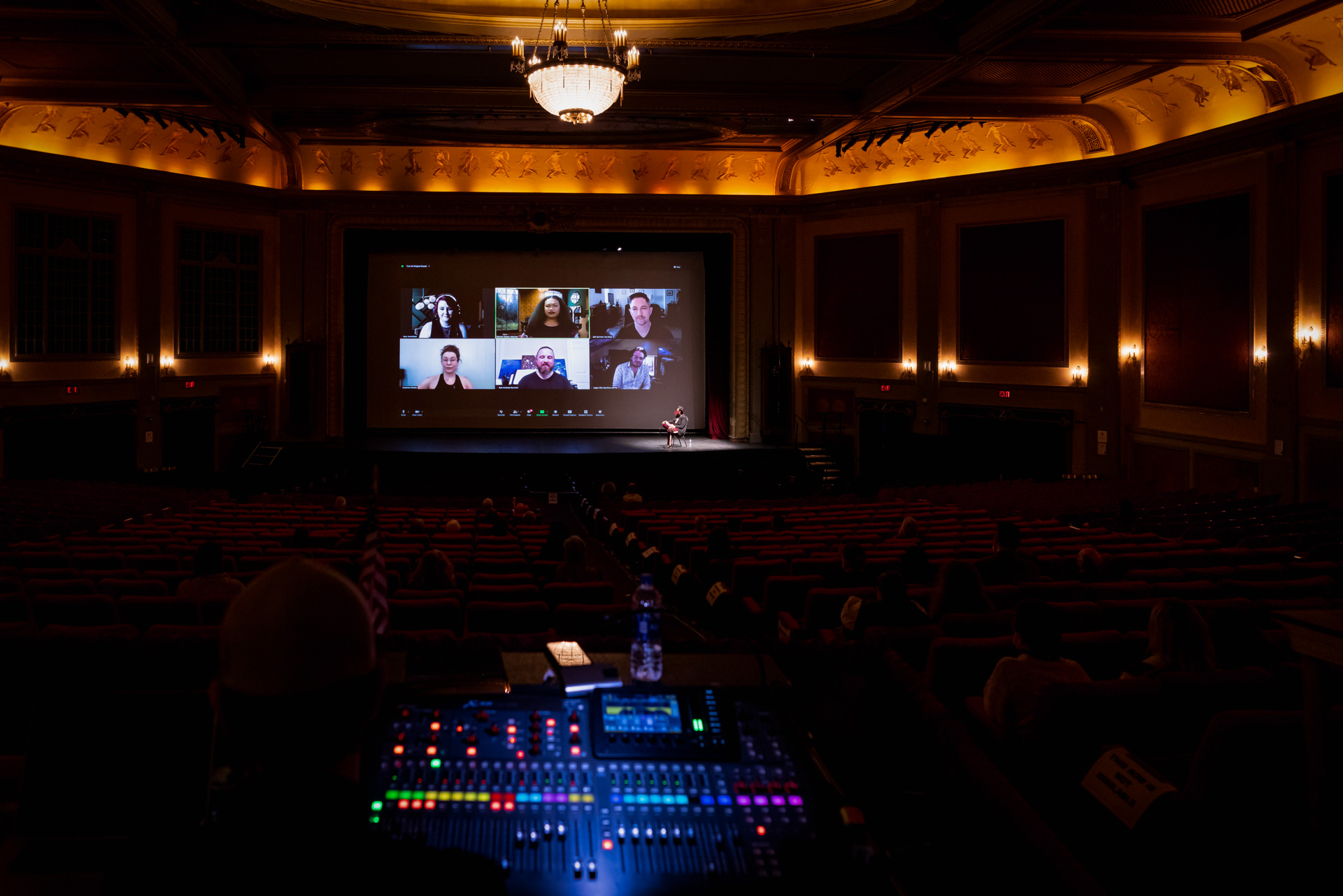 Cinema New Bedford at Zeiterion Performing Arts Center