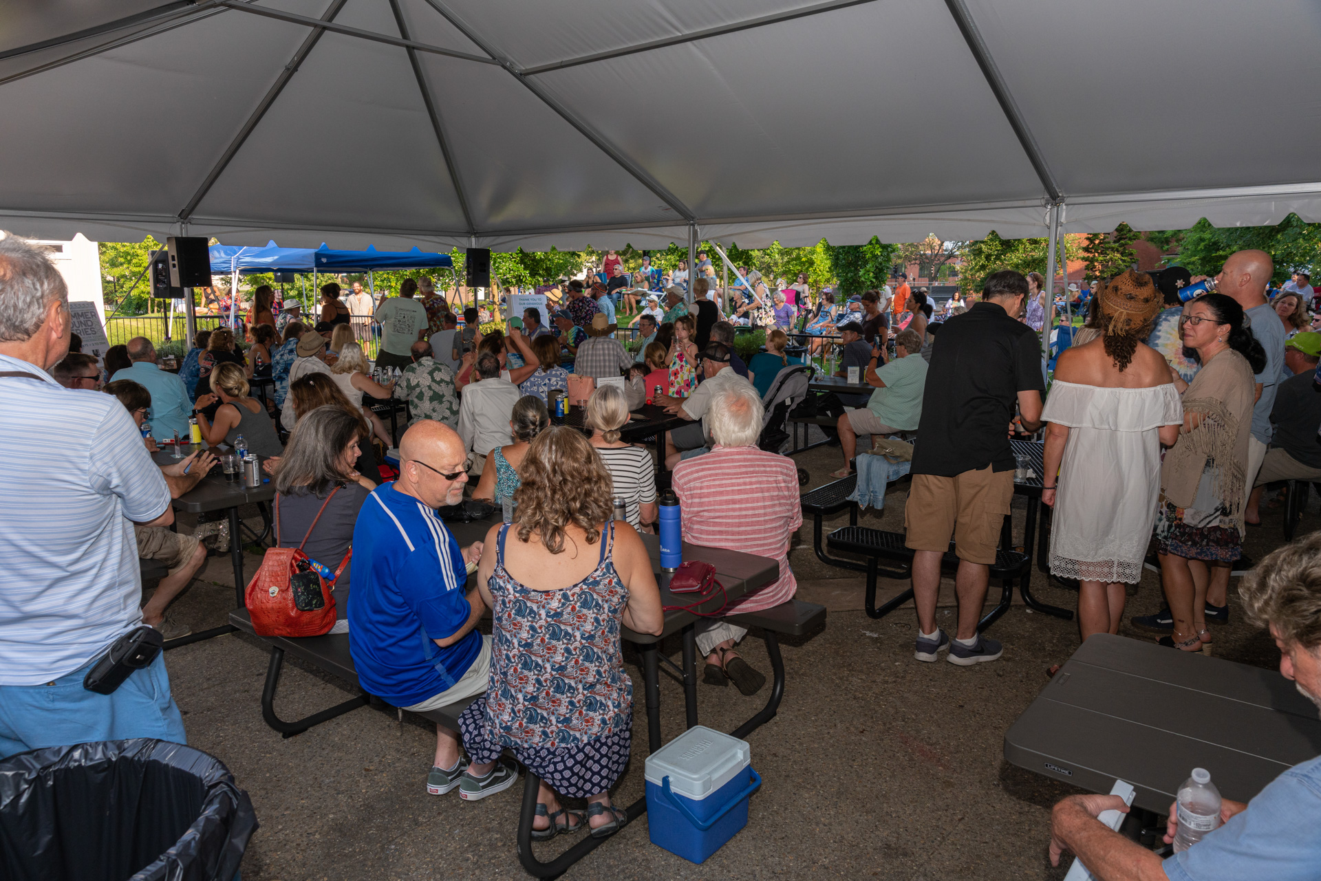 Summer Sounds Series at Custom House Square