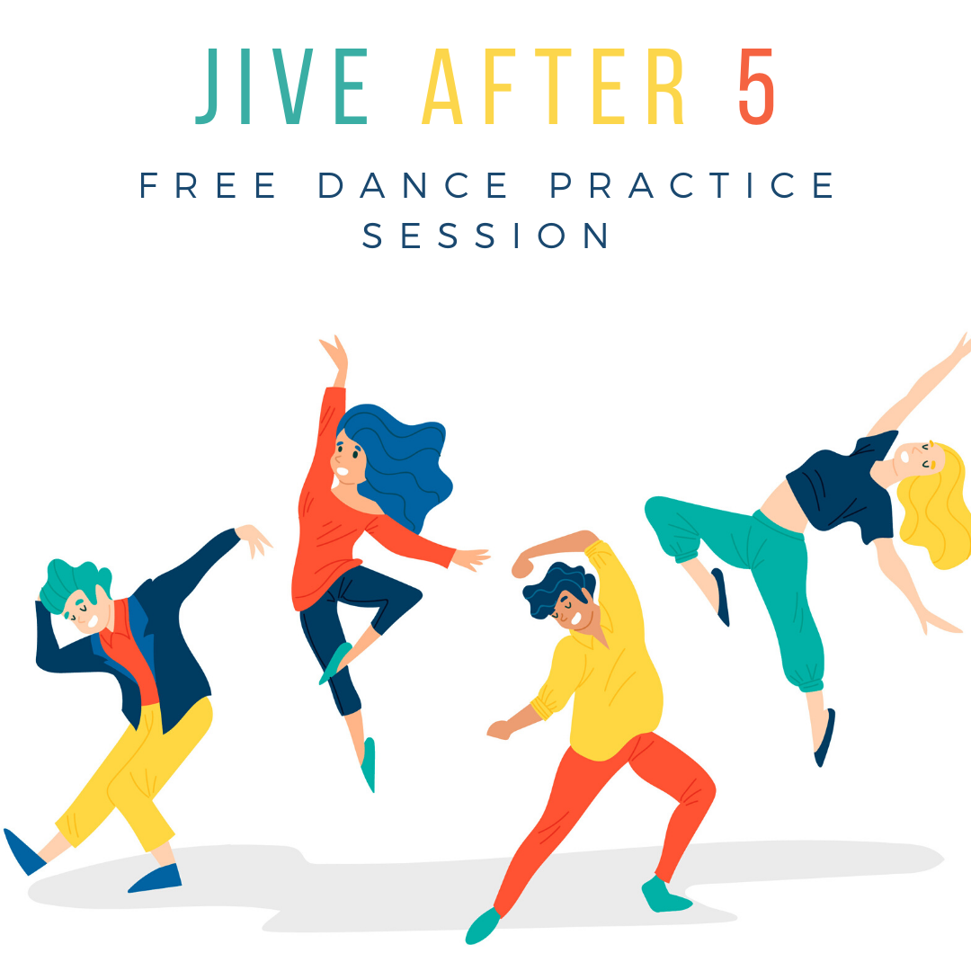 jive after five poster