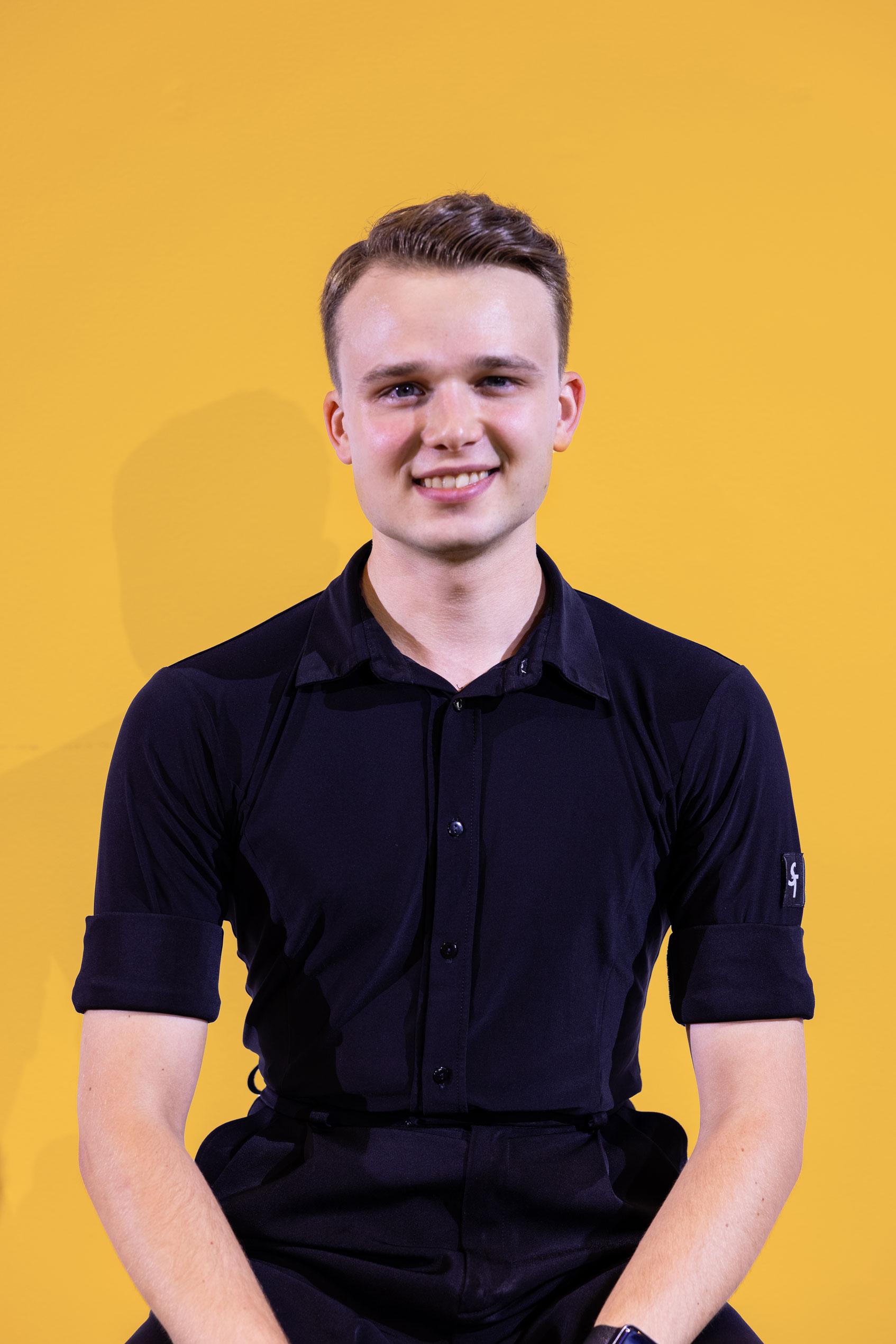 dance instructor profile picture Sergey Borushko