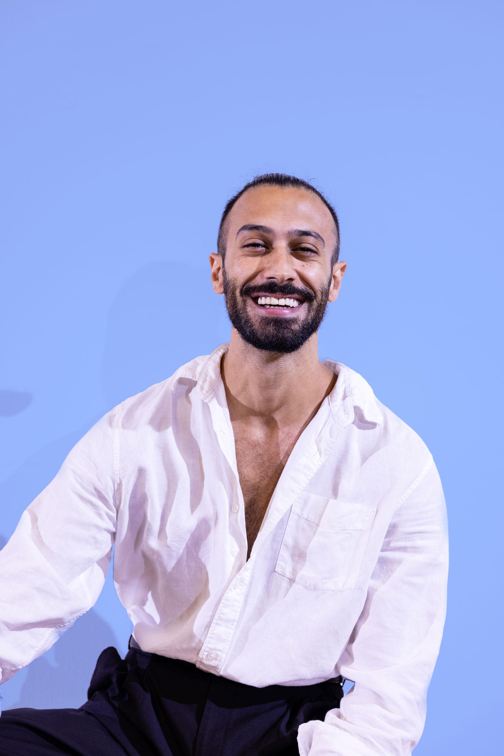 dance instructor profile picture Zaur Mammadov