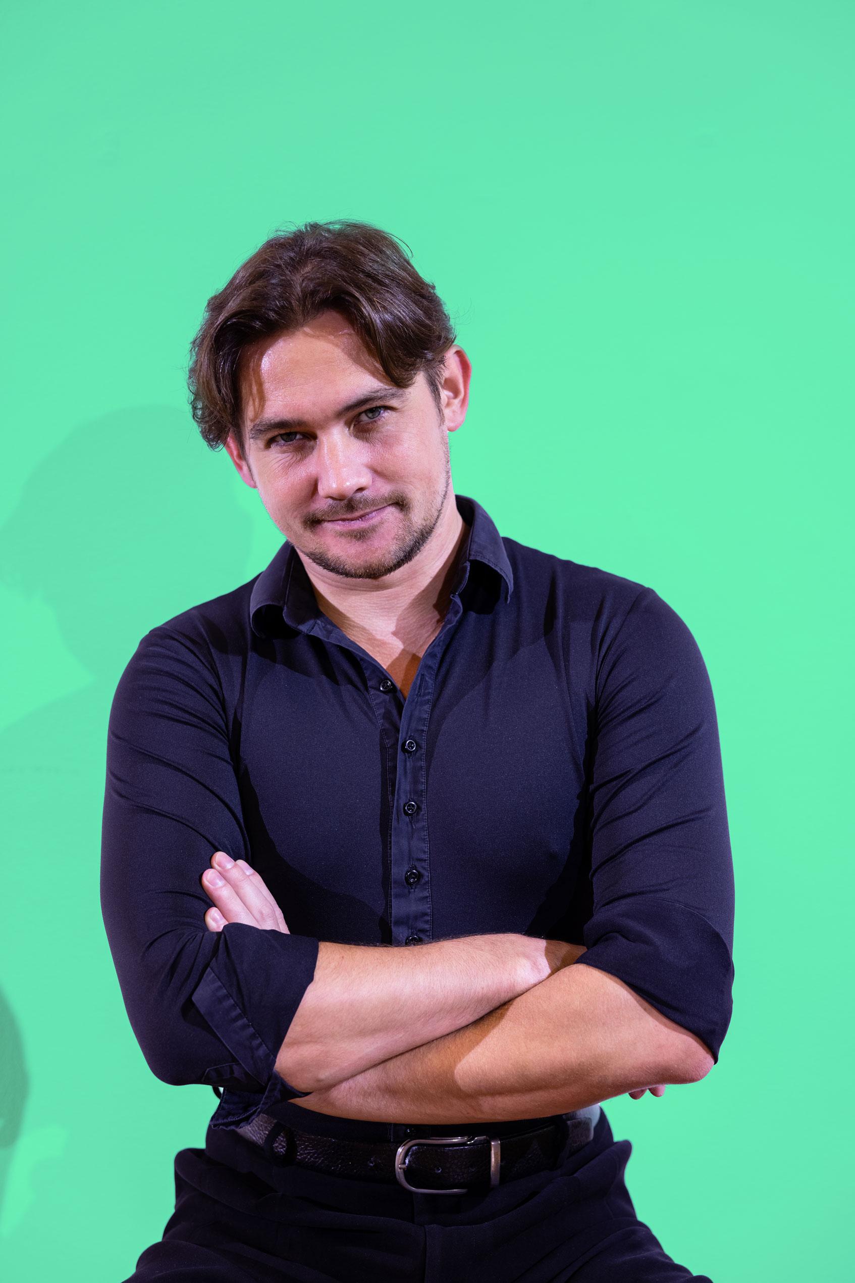 dance instructor profile picture Anton Lenytskyi