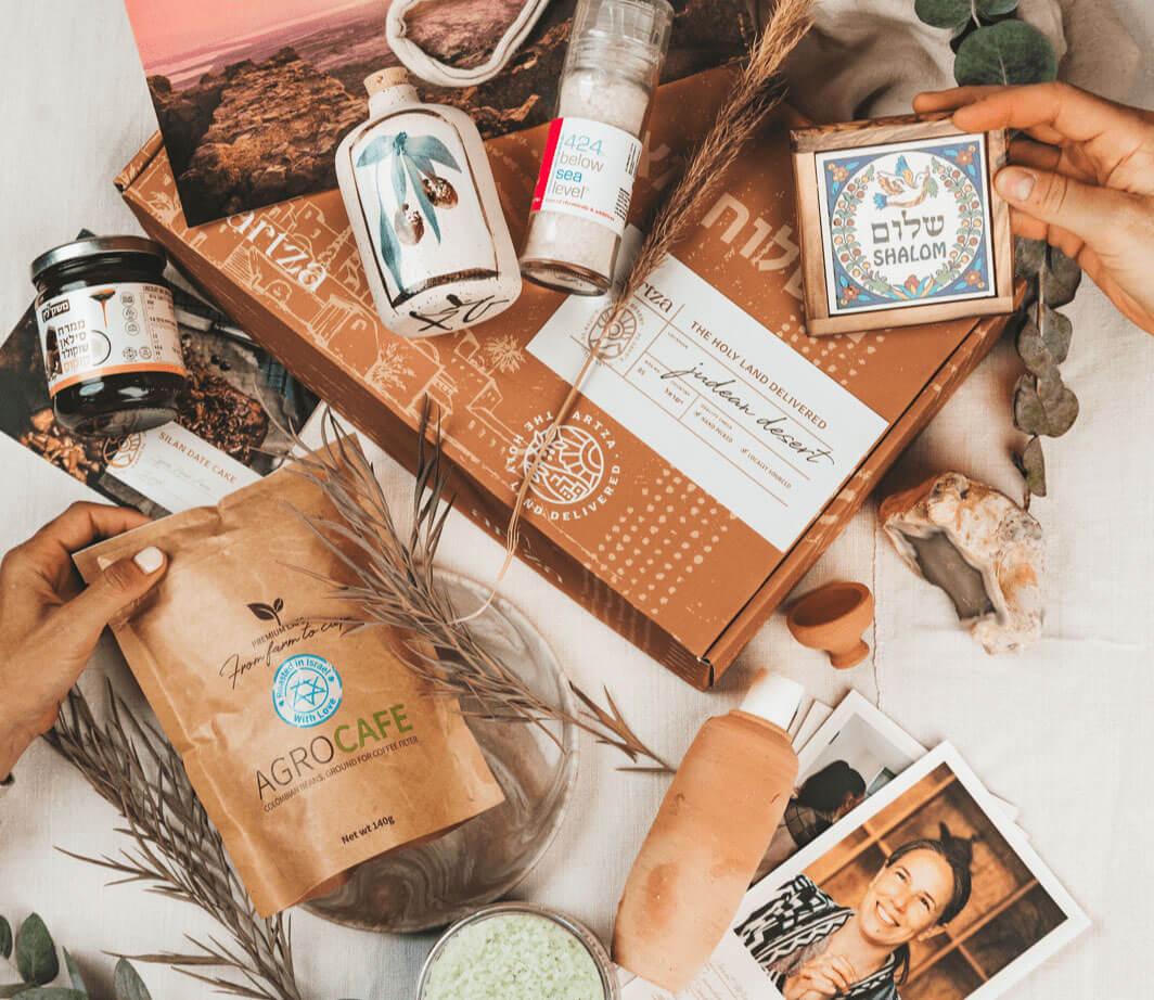 Artza Premium Judaean Desert gift box