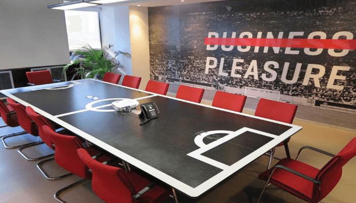 office fit out dubai - PUMA Headquarters