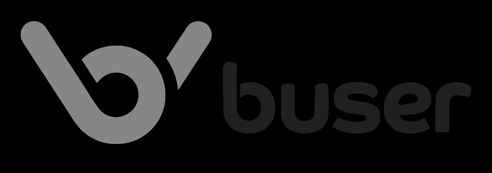Logo da empresa Buser