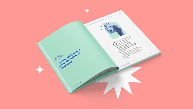 Imagem do e-book sobre o Primeiro plano de saúde para sua startup