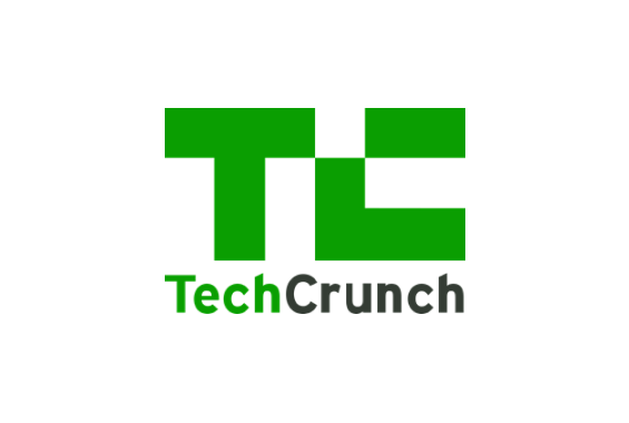 Logo do Tech Crunch