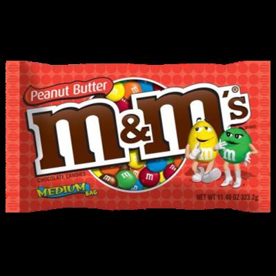 M&M's beurre de cacahuète (46g)
