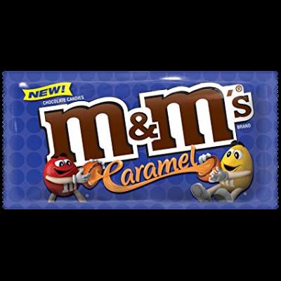 M&M's au caramel (40g)
