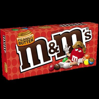 """Pastilles croquantes """"Peanut Butter"""" version boîte ! Contient plus encore que deux sachets."""