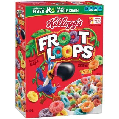 Céréales Froot Loops (286g)