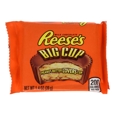 """Reese's """"Big Cup"""" (39g)"""