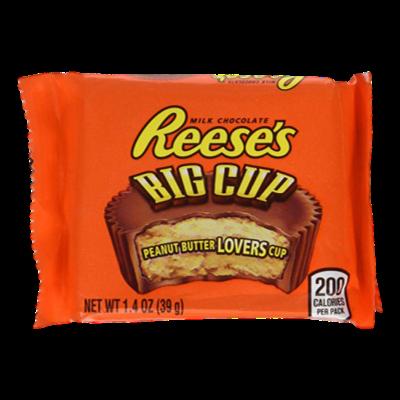 """Coupe chocolatée fourrée au beurre de cacahuète. Reese's, pour les amoureux du """"Peanut Butter"""" !"""