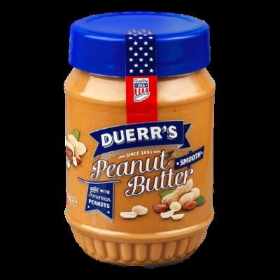 "Duerr's beurre de cacahuète ""Smooth""  (340g)"