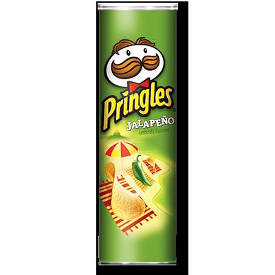 """Pringles """"Jalapeño"""" (158g)"""