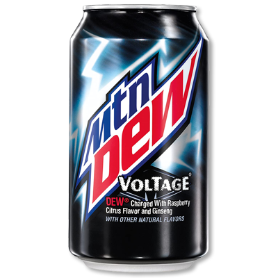 "Mountain Dew ""Voltage"" (355ml)"