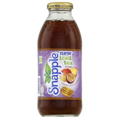 "Snapple ""Passionately Mango"" (473ml)"