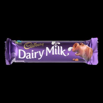"Cadbury barre ""Dairy Milk"" (49g)"