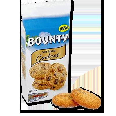 Cookies Moelleux Bounty (180g)
