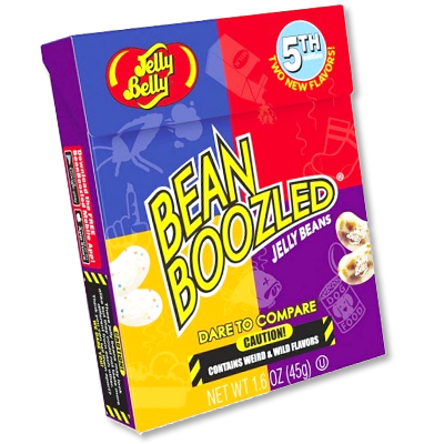 Jelly Belly Bean Boozled USA (45g)
