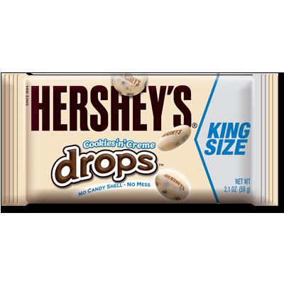 """Hershey's Drops """"Cookies & Cream"""" (59g)"""