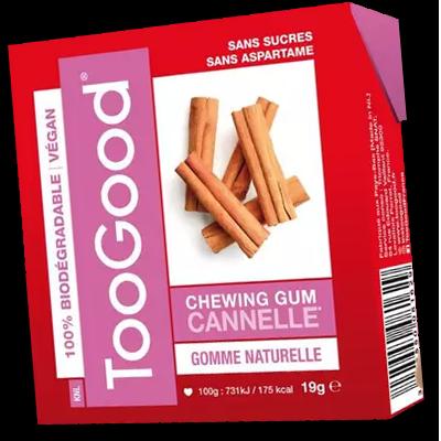TooGood chewing-gums à la cannelle (19g)