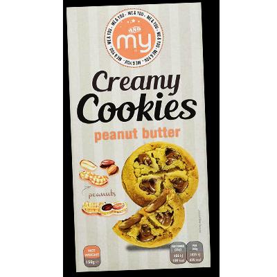 "My Creamy Cookies ""Peanut Butter"" (150g)"