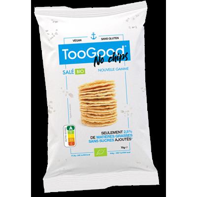 "TooGood ""No Chips"" sel de mer (70g)"