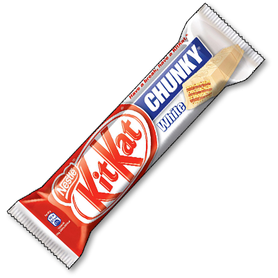 "KitKat ""Chunky"" White (40g)"