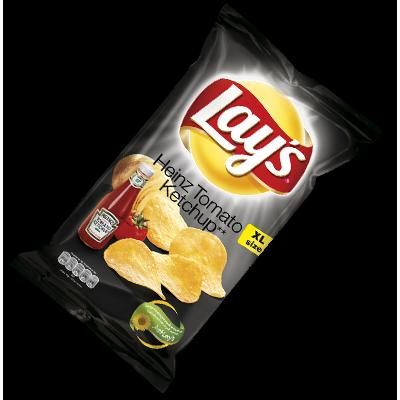 "Lay's Crisps ""Heinz Tomato Ketchup"" (175g)"