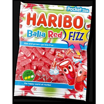 Haribo Balla Red Fizz (70g)