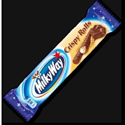 "MilkyWay ""Crispy Rolls"" (25g)"