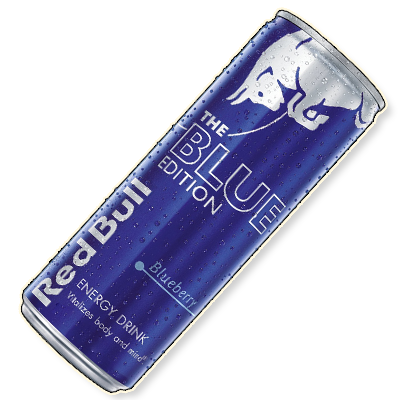 "Redbull ""Blue"" Myrtille (250ml)"