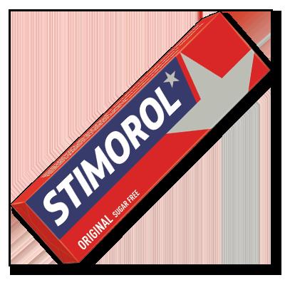 "Stimorol ""Original"" sans sucre (14g)"