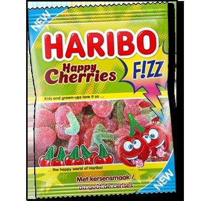 Haribo Happy Cherries Fizz (70g)
