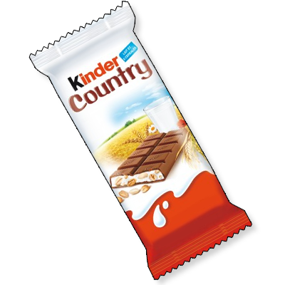 "Kinder ""Country"" (23g)"