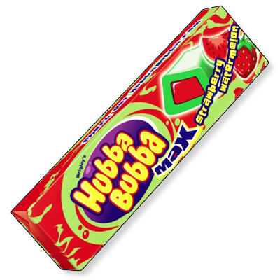 Le Bubble Gum Max de Wrigley's se distingue des autres chewing-gums par un cœur rempli de crème fruité fondante. Vous pouvez prendre votre temps et l'atteindre en suçant tranquillement cette friandise, ou être sans pitié et la croquer sans attendre !