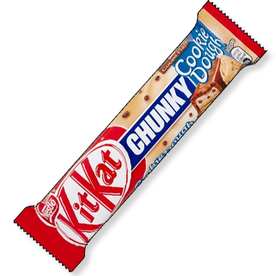 "KitKat Chunky ""Cookie Dough"" (42g)"