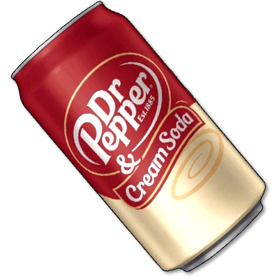 "Dr Pepper ""Cream Soda"" (355ml)"