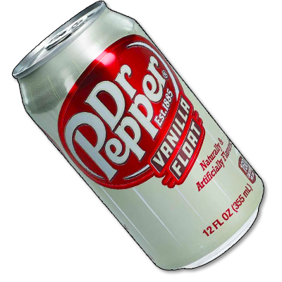 "Dr Pepper ""Vanilla Float"" (355ml)"