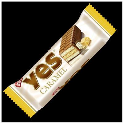 YES caramel (32g)