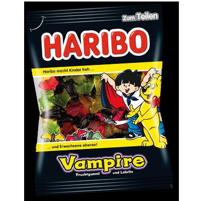"""Haribo """"Vampire"""" XL (200g)"""