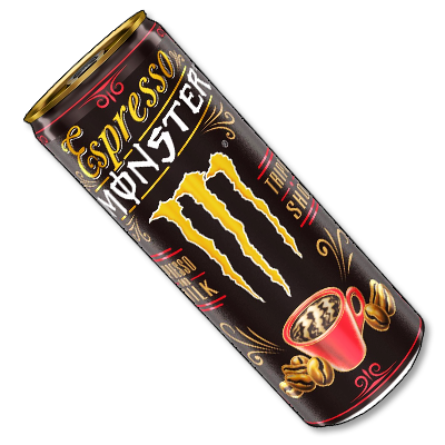 "Monster ""Espresso & Milk"" (250ml)"