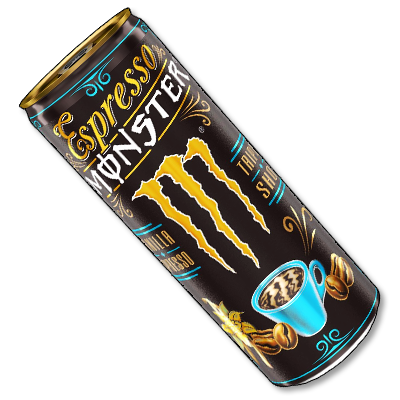 "Monster ""Espresso & Vanilla"" (250ml)"