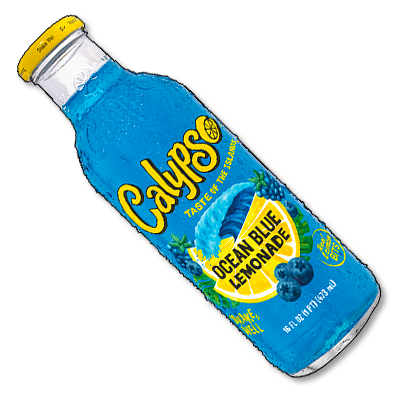 "Calypso USA ""Ocean Blue Lemonade"" (473ml)"